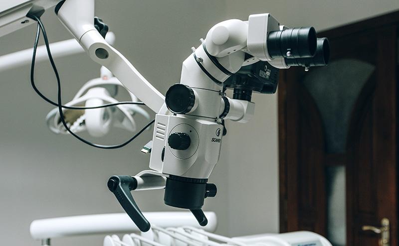 Мікроскоп для стоматологічної діагностики